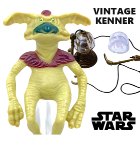 KENNER STAR WARS VINTAGE COLLECTIBLES