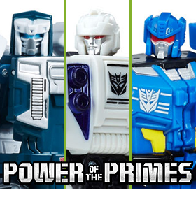 TRANSFORMERS POWER OF THE PRIMES FIGURES