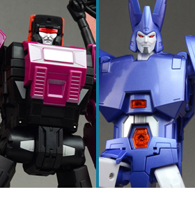 NEW THIRD PARTY FIGURES